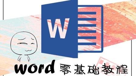 word2007零基础教程-17页码