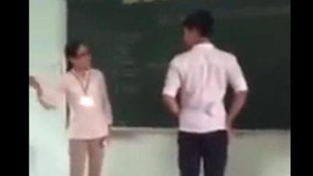 越南老师课堂体罚学生, 排队打屁股