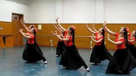 新疆舞教学 维吾尔族舞蹈组合