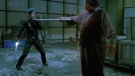 洪金宝媒体面前大赞吴京《战狼2》, 只因为两人在这部电影里演过兄弟