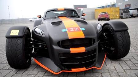 荷兰复古跑车Donkervoort D8 GT