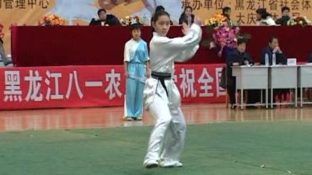 2006年全国传统武术交流大赛 女子拳术  002 女子B组其他拳术