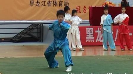 2006年全国传统武术交流大赛 女子拳术  006 女子B组其他拳术