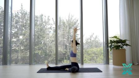 北京最美瑜伽馆: 四组瑜伽动作, 帮你塑造完美腿型