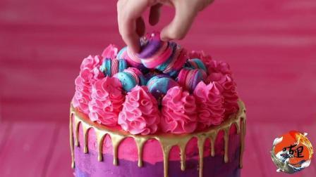 生日蛋糕做起来这么简单, 我还有必要去蛋糕店买蛋糕吗?