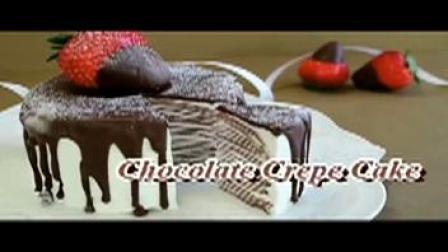 千层蛋糕的做法视频 千层蛋糕的简单做法 下午茶点心