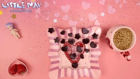 小拿云美食 034 DIY蓝莓软糖,制作过程超简单的夏日小食