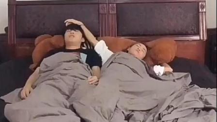 男人和女睡觉卷被子的区别