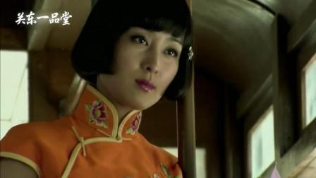 萍露独自一人去取旗袍, 旗袍穿在萍露身上真有味道, 马苏演技超棒身材也好