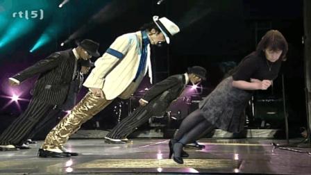 迈克尔杰克逊演唱会现场, 这8分钟看了你不后悔