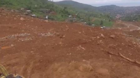 塞拉利昂山泥倾泻增至逾400死 600人失踪