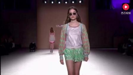 巴塞罗那时装秀, 年轻的设计, 大胆视觉冲击力