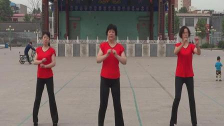 磁县鼓楼广场健身队【就爱广场舞】