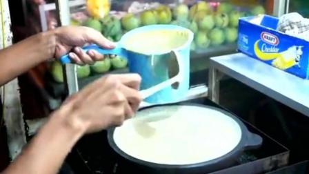 正宗椰丝蛋糕的做法, 全手工制作, 味道棒极了