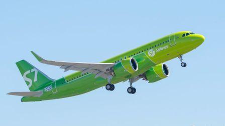 走近西伯利亚航空首架A320neo
