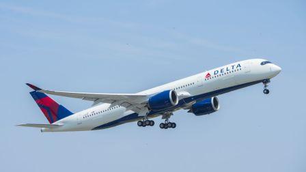 达美航空首架A350XWB成长记录