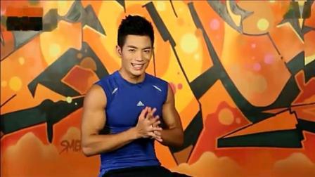 明星健身教练朱晓辉教你练出美丽的人鱼线