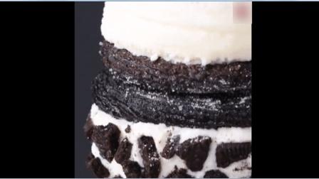 奥利奥冰淇淋三明治吃过吗? 万能的奥利奥和什么都超搭!