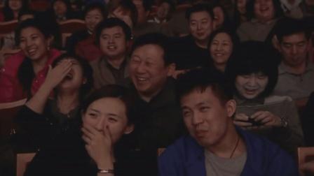 郭德纲于谦巅峰期爆笑讽刺相声, 一句一笑点, 台下大腕笑惨了!