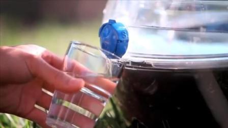 这个小球里的水, 10年都喝不完, 成功打破多项世界纪录!