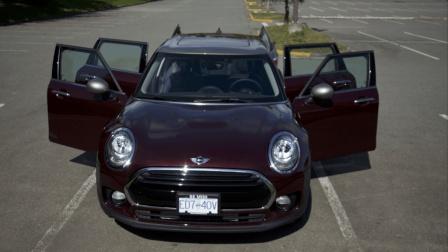 """再也不是""""小""""MINI —— 全新mini clubman cooper -老板说车-"""