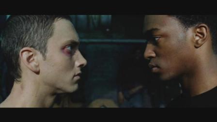 黑人和阿姆比说唱, 结果被怼到哑口无言, 怀疑人生