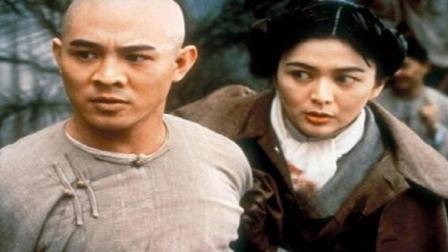 关之琳称十三姨回来了, 李连杰: 可惜我已经老了!