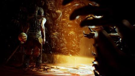 【Q桑】《地狱之刃: 赛娜的献祭》困难最高难度攻略剧解说 第05集