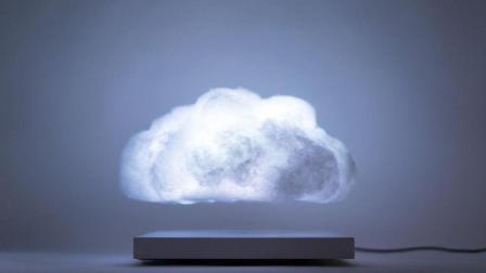 """还在用灯泡照明? 这家公司竟然把""""白云""""搬进房间还能播放音乐!"""