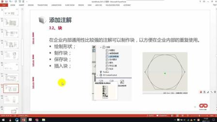 Solidworks-工程图-3.2、块