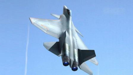 美国第六代战机, 酷似歼20, 似乎抄袭中国, 打脸不