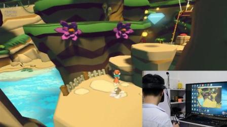 VR玩Oculus独占游戏