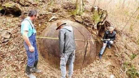 看到这神秘圆石,科學家都想放棄,成現今世界3大未解之謎