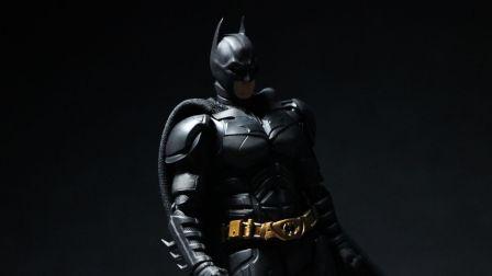 热破的模玩日记05 万代shf蝙蝠侠黑暗骑士 没有超能力的超级英雄