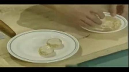 做菜视频 酱油酥饼的做法 千层油酥饼的做法