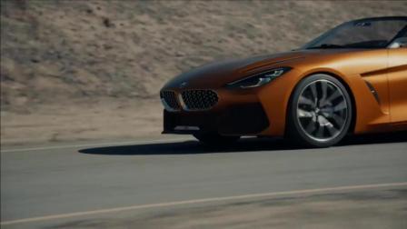 极致的汽车品牌广告《宝马Z4》