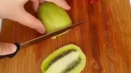 一百万人跟着学的水果蛋糕做法