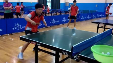 乒乓球拧拉攻技术得分的好技能, 学会你也是高手