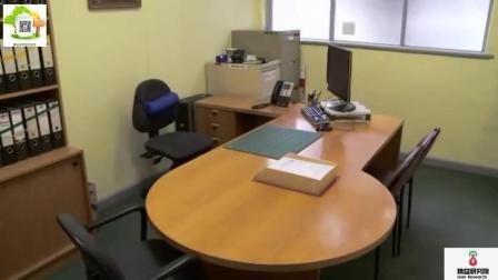 看老外布置办公室5S
