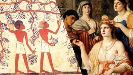 一刻Talks 葡萄酒配美女,古罗马帝国就这么灭亡了 古罗马帝国就这么灭亡了