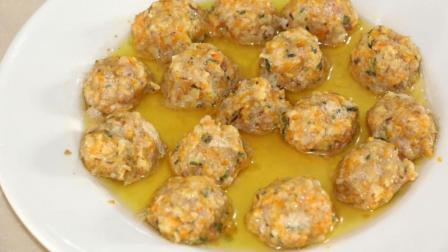 南瓜别再煮着吃, 和它搭配跟肉一个口感, 减肥菜!