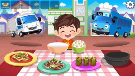 吃饭时间 帮助快餐车托尼 07