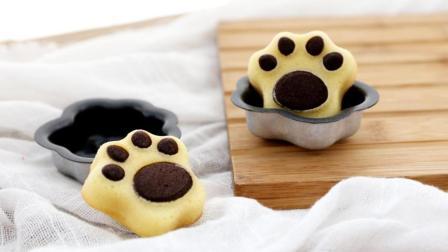 【劣狐狐烘焙】萌翻众人的超cute猫爪蛋糕视频教程