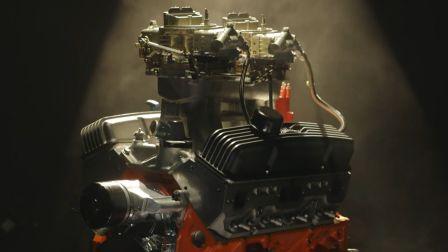 《引擎大师》第一期—被验证的动力—一个套件增加了50马力