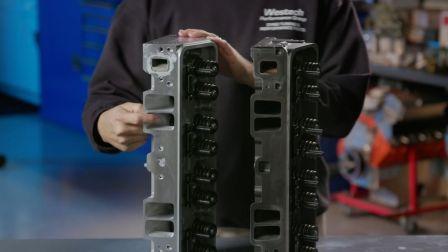 《引擎大师》第六期—CNC加工的气缸盖是否物有所值