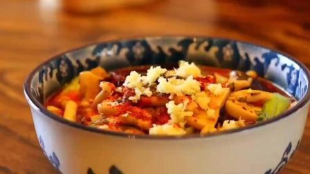 水煮肉片 和水煮菌菇都是家常菜, 要做的好吃, 秘密就是这个