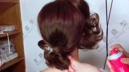 短发新娘发型 短发造型同样精彩 给你一个唯美婚礼