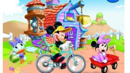 米老鼠和米奇妙妙屋 米奇回家2 米老鼠和唐老鸭国语版