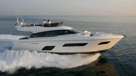 法拉帝游艇550