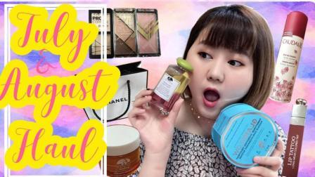 【珺小珺】7&8月购物分享|夏日彩妆护肤饰品凉鞋应有尽有怎能错过!